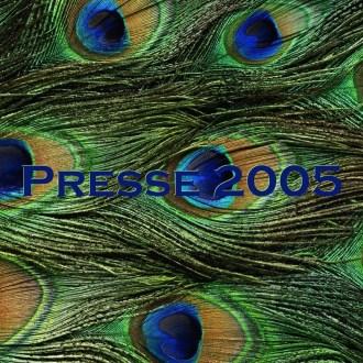 Presse 2005: Diana Jaffé / Bluestone über Gender Marketing