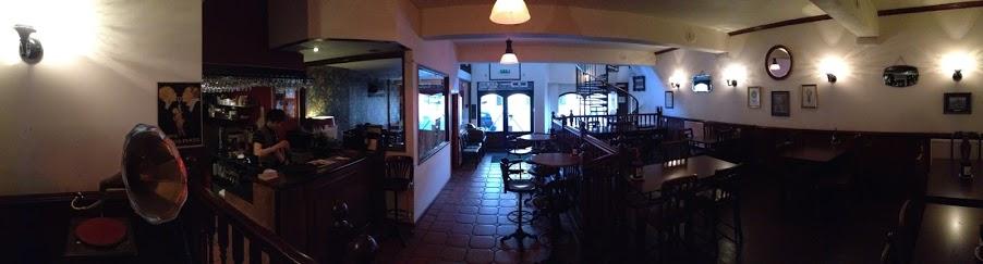 Inside the Whim-Wham Café
