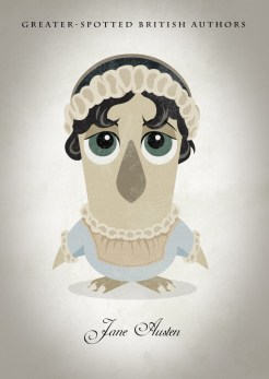 Great-authors-presented-as-owls-Jane-Austen