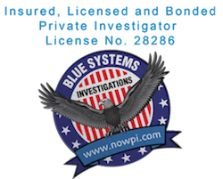 Blue-Systems-Private-Investigator-Logo with Text IN USE ON SITE