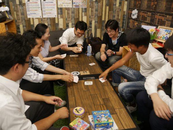 もくもく会×ボードゲーム @ コワーキングスペース ブルータス | 大阪市北区 | 大阪府 | 日本