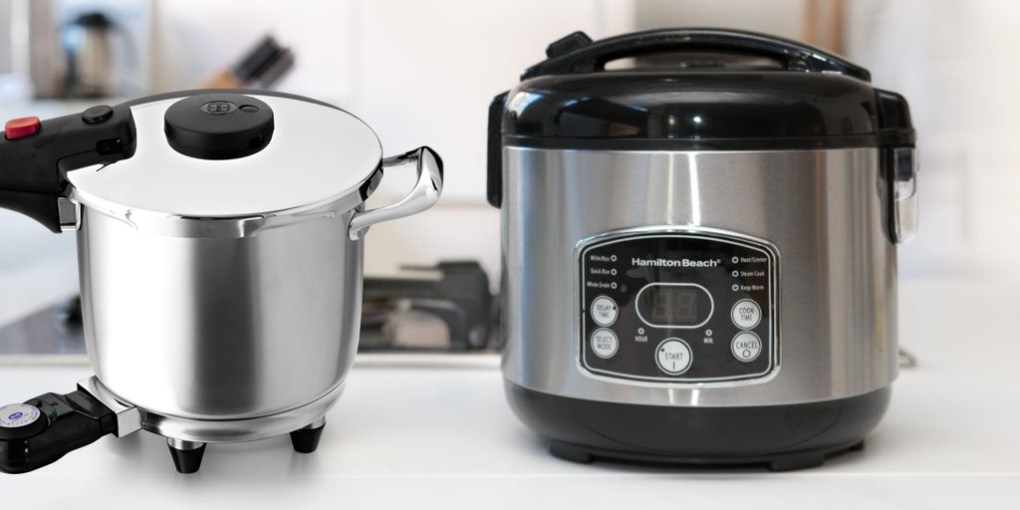 Rice Cooker vs Pressure Cooker
