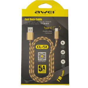 awei_CL-51_fast_USB_to_Type-C_Cable