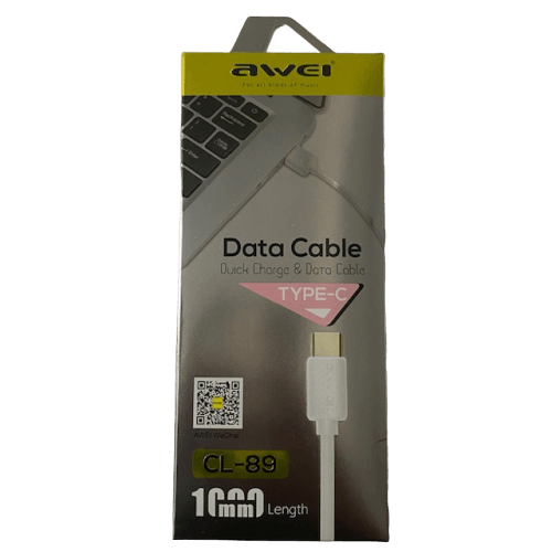 awei_CL-89_USB_to_Type-C_Cable