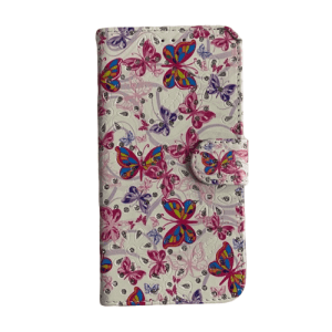 design_wallet_white_pink_butterfly
