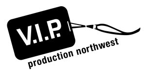VIP Production Northwest logo basic
