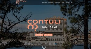contuli homepage-screenshot