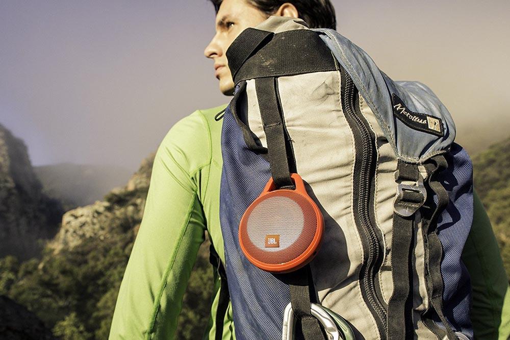 Top Clip-On Bluetooth SpeakerJBL Clip Plus