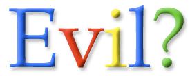 evil_google_logo