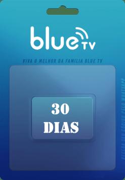 Blue tv Codigo de recarga