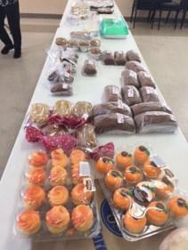 Bake Sale – November 5, 2016