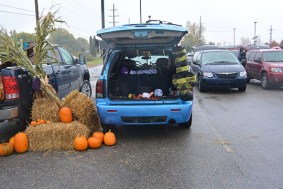 Trunk or Treat - October 30, 2016