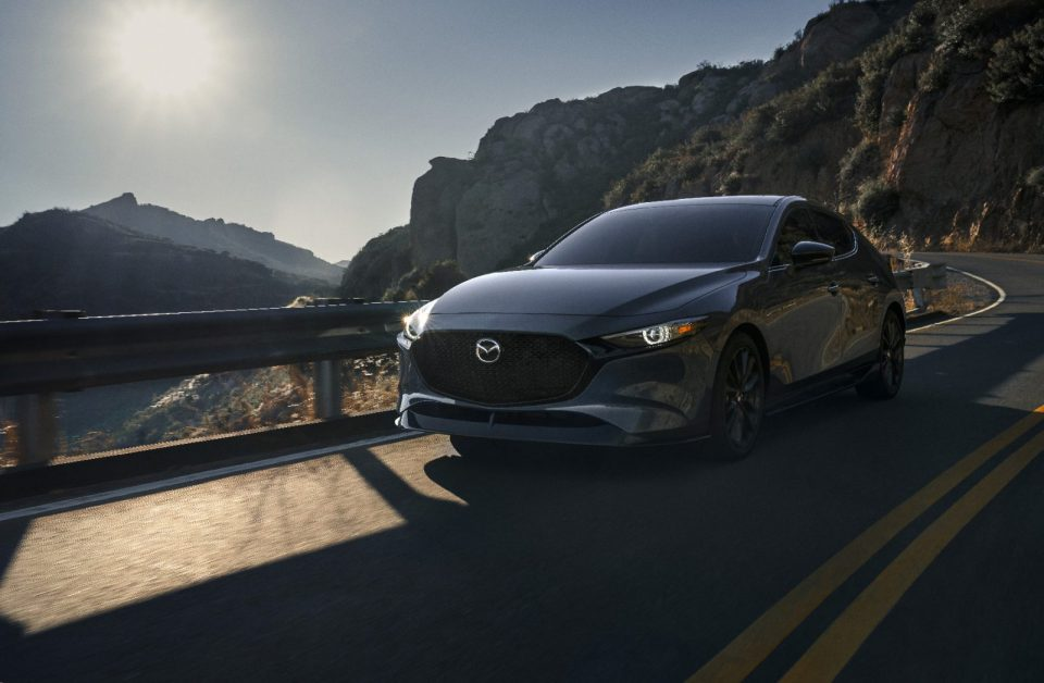 View the Mazda3 this week.