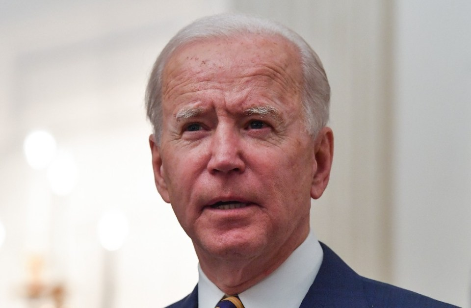 Johns Hopkins University has now tallied more than 25 million Covid-19 cases in the United States, a grim reality and a huge challenge for President Joe Biden - Nicholas Kamm / ©AFP
