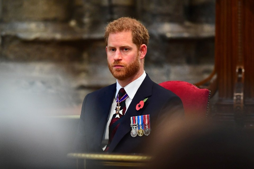 Prince Harry and his wife Meghan Markle rocked the British monarchy when they quit frontline royal duties a year ago - Victoria Jones / ©AFP