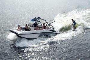 New Boat's