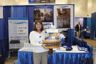 Bluewater Restoration Outer Banks Association of Realtors Realtorthon Winner