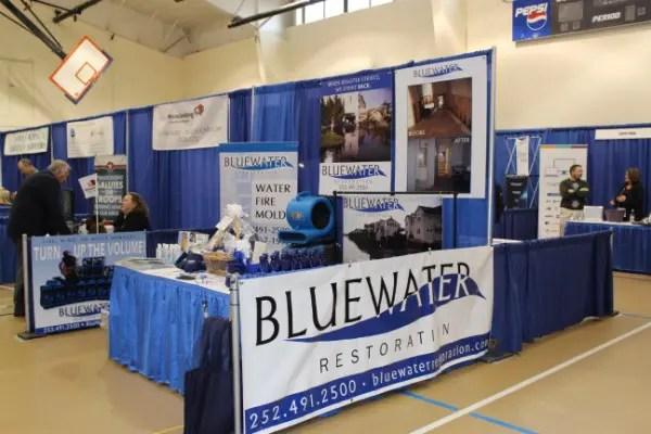 Bluewater Restoration Realtorthon Booth