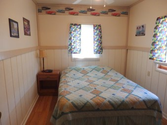 Cabin 2, Bedroom 1