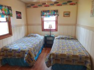 Cabin 2, Bedroom 2