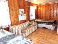 Cabin 6, Bedroom
