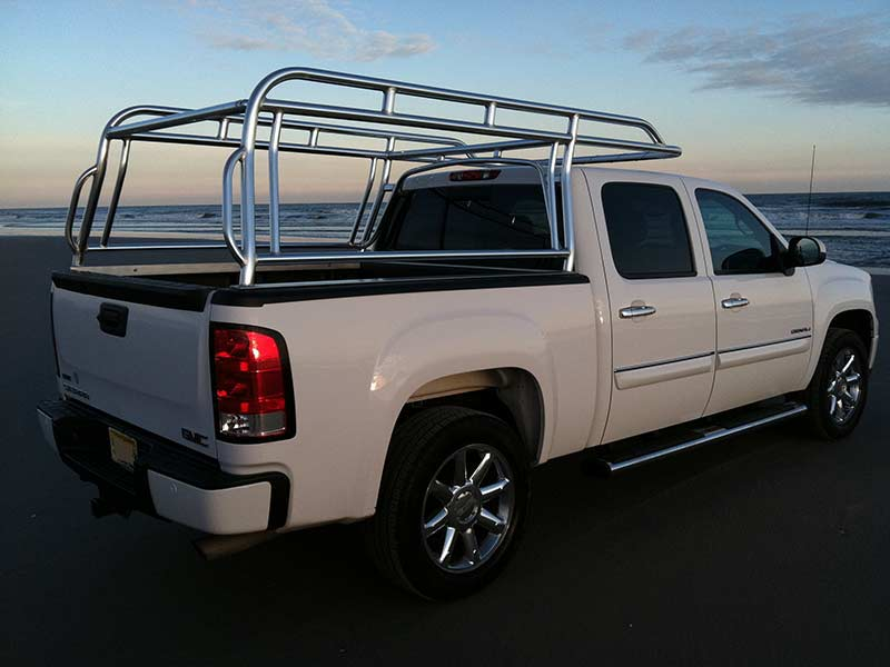 aluminum ladder racks and rod racks