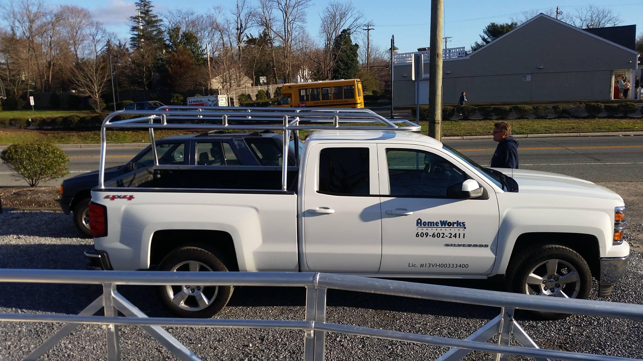 aluminum ladder racks bluewater