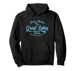 great lakes mermaid hoodie