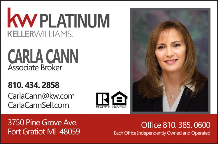 carla cann ad--updated photo.indd