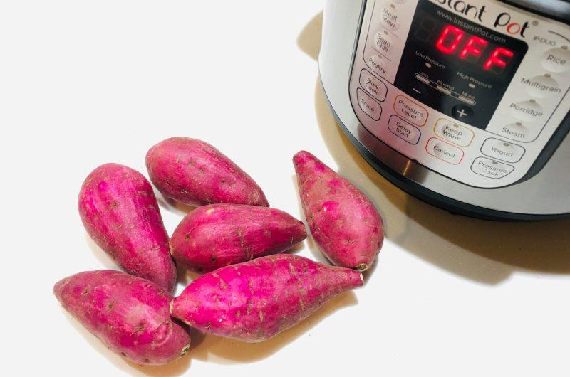 Instant Pot  完璧なサツマイモ調理