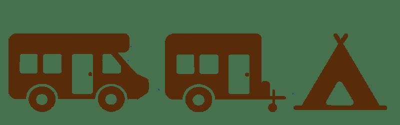 BlueWoods natuur camping