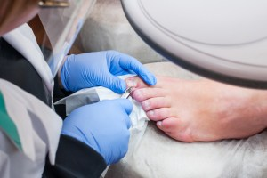 Bluey Mobile Podiatry foot care