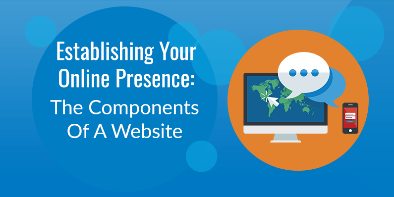 The Components Of A Website