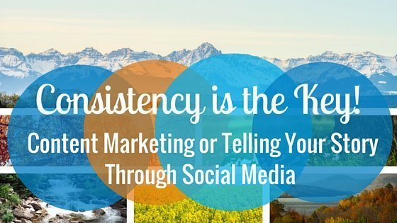 Telling Your Story Through Social Media