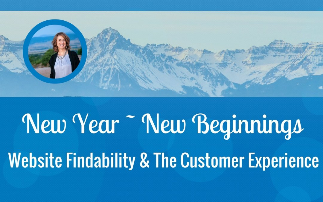 Website Findability & The Customer Experience