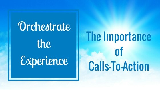 The Importance of Calls-To-Action