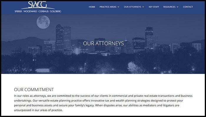 Practical Lawyer Website