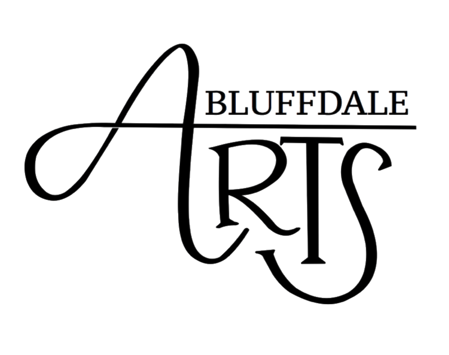 Bluffdale Arts Logo