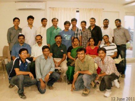 CEC Faculty and Alumni at Chennai