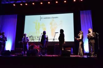 Blu L'azard lingue minoritarie francoprovenzale occitano Suns
