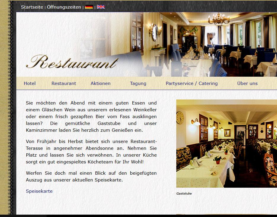 Hotel Restaurant Schmachtenbergshof