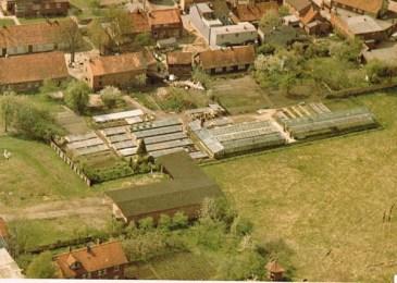 Die Gärtnerei 1968