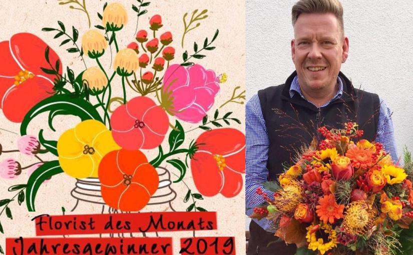 g&v Florist des Jahres 2019