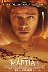 Martian - poster