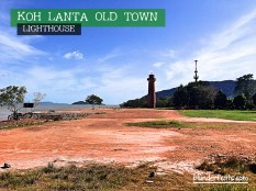 Koh Lanta, Thailand - Old Town Light Tower