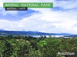La Fortuna, Costa Rica - Arenal Lake
