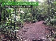 La Fortuna, Costa Rica - Arenal Volcano Trail 1