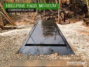 Hellfire Pass Museum, Kanchanaburi, Thailand - Monument