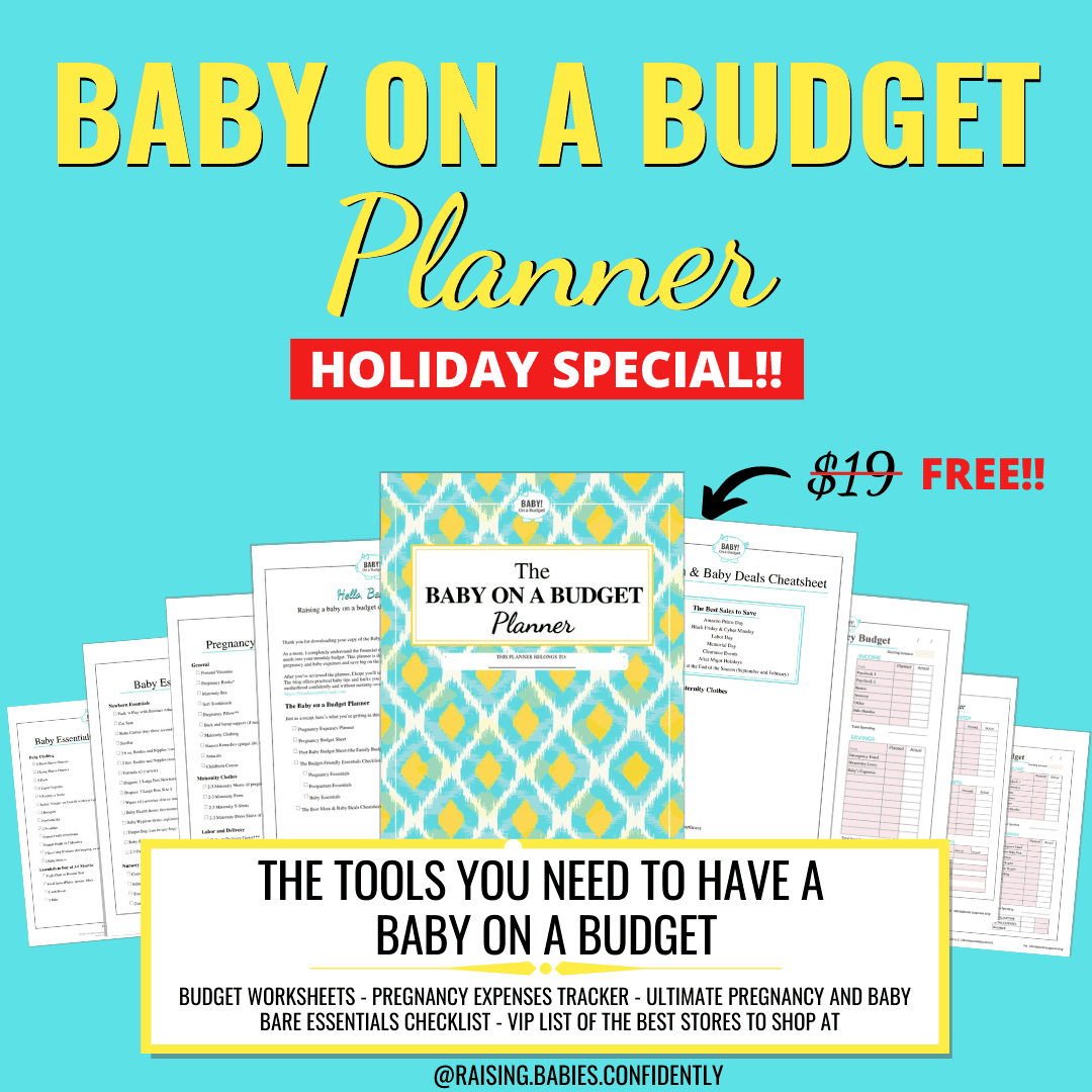 Free Baby Budget Worksheet For New Moms