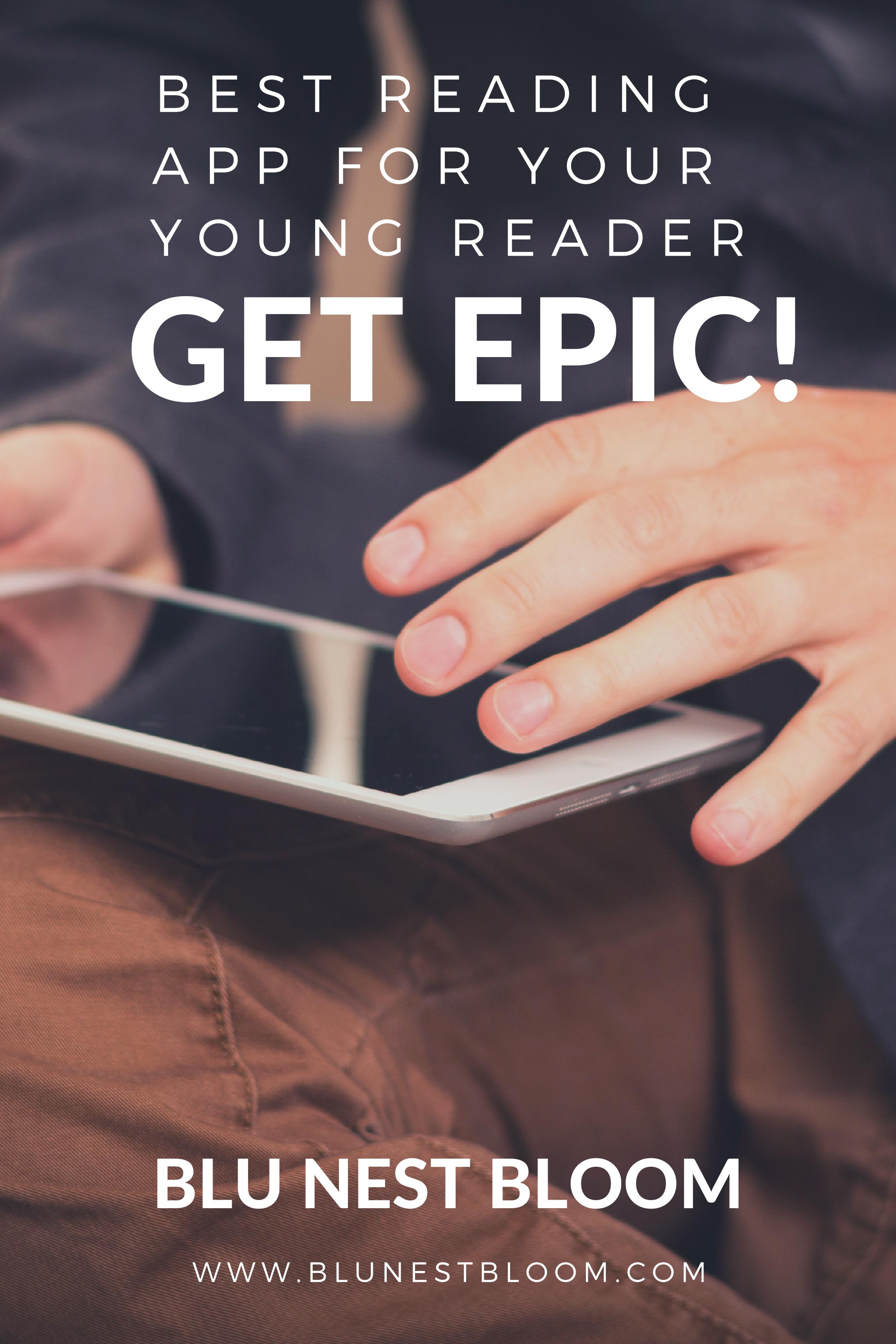 Best Reading App For Young Reader